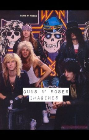 Guns N' Roses Imagines  by death_by_stereo