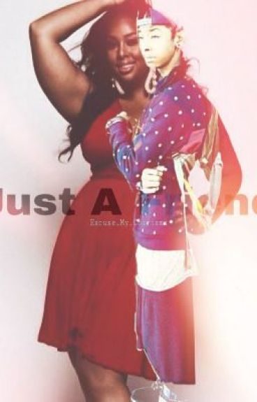 Just A Friend (MB/Plus Size Story)