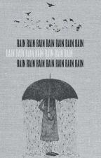 RAIN by xhunhun