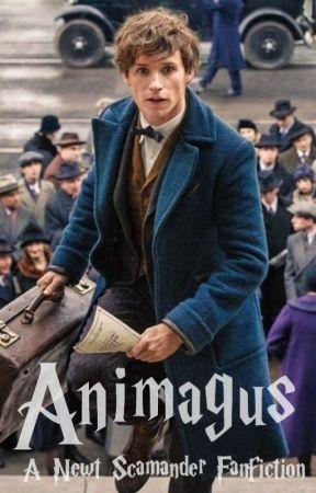 animagus -- Newt Scamander by denisovichy