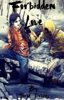 forbidden love masky x hoodie masky hoodie toby wattpad