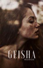 Geisha; Her by bluedrunk