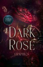Dark Rose Graphics by LaurenSander