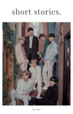 BTS Imagines [Indonesia] [COMPLETED] by pandayoon