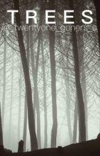 trees by _twentyone_goners_