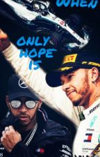 When only hope is 👉Lewis Hamilton👈 by CsubakVivien44