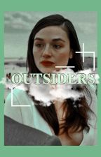 Outsiders[1] △ [THE 100] by its_lucille