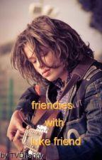 Friendies with Luke friend by TVDhappy