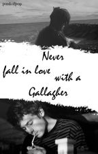 Never Fall In Love With A Gallagher // Lip Gallagher Fanfiction by Starksparker