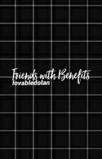 Friends with Benefits by LovableDolan