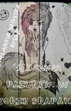 Wilczym pazurem na korze drapane- czyli ewelainyuriyaoistka rysuje by ewelainyuriyaoistka