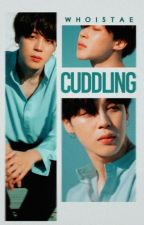 Cuddling - Park Jimin by WhoisTae