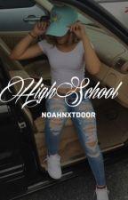 Highschool~NoahRiley by pineapplepapii