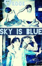 Sky is blue //Vkook by whitehoseokkie
