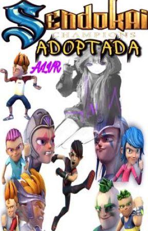 ADOPTADA !? [Tu en Sendokai Champion]  by AllisonLivRomero