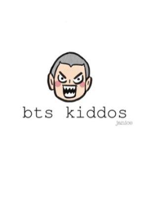bts kiddos by milkystars