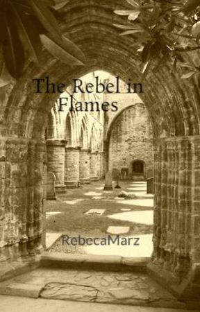 The Rebel in Flames by RebecaMarz