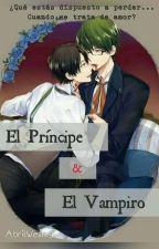 El Príncipe & El Vampiro  by AbrilWesley