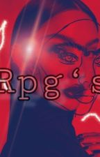 Meine OTP 's RPG by Joelenamirabella