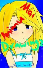 My Animu Drawings by KayuKiwi