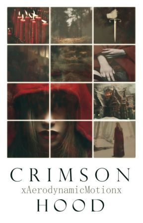 Crimson Hood by xAerodynamicMotionx