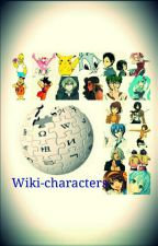 wiki-characters by sonikero