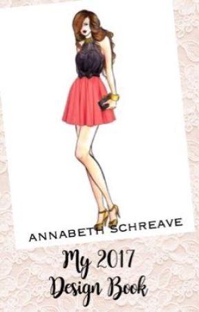 My 2017 Design Book by AnnabethSchreave