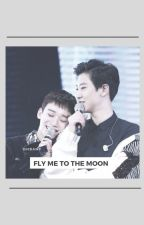 Fly Me To The Moon » ChanChen/ChenYeol by ohbany