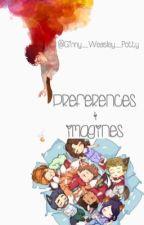 Préférences et Imagines  by Clacla2006