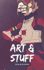 Art(and Random) by SophieTheOtaku