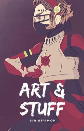 Art and Stuff | Random by biribirimon