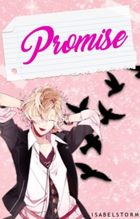 Promise ➳ Kou Mukami by isabelstorm