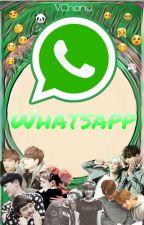 {WhatsApp} ~ [EXO]  by VChanu