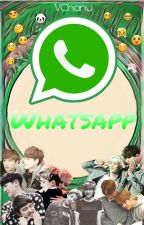 {WhatsApp} ~ [EXO]  by VChanu