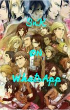 SnK on WhatsApp by Tonks_Is_Here