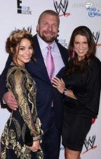 She's A McMahon (WWE FAN FIC) by JBabiiee