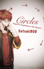 """Circles   707/Saeyoung Choi x Reader (Sequel to """"Forgiveness Is The Mission"""") by Satsuki908"""