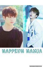 (BTS FF) Nappeun Namja  by Kangtaehyung96