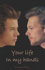 """Your life in my hands"" - Larry Stylinson by shutuplovelarry"