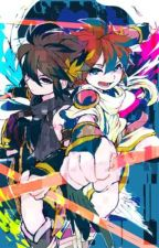 Black And White (Pit X Dark Pit) by Ciel_and_Payten