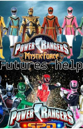 Power Rangers Mystic Force : Futures helps