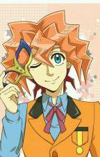 The lost boy (Yu-Gi-Oh Arc V) by Tsukiko05