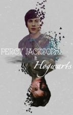 Percy Jackson at Hogwarts {Book 1} by yzzawrites