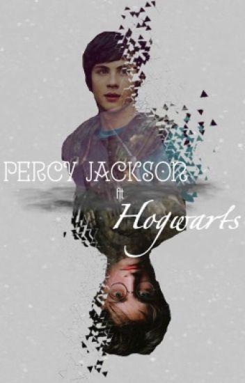 Percy Jackson at Hogwarts {Book 1}
