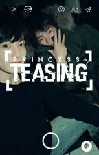Teasing || Vkook by princxss-