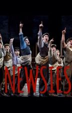 Newsies: On the frontier. by natashawriggly