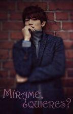 Mírame, ¿quieres? (JongHo) by diversifics