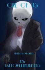 One of us MafiaSansXReader by halloweenmurders