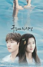 Lirik Lagu OST The Legend Of The Blue Sea.             by susisulastri1