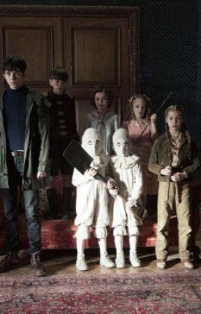 Miss Peregrine's Home For Peculiar Children Imagines by crowlandpurple123